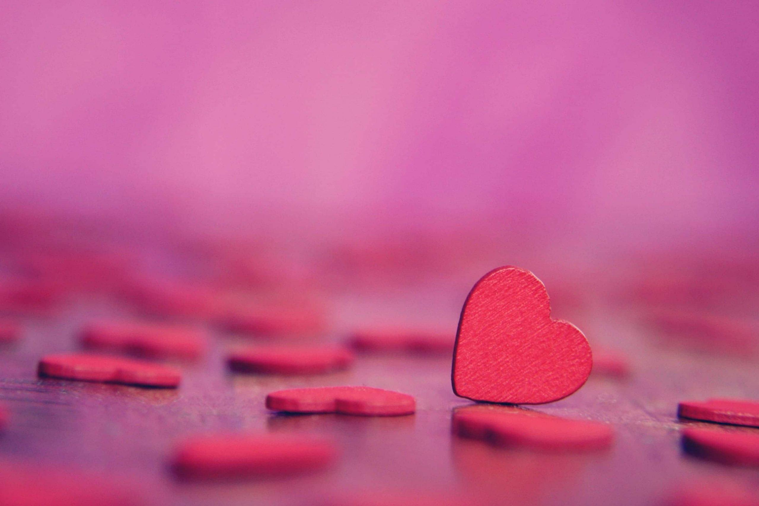 mantener relación, corazón